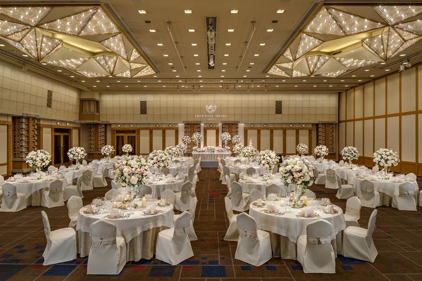 帝国ホテル東京のバンケット