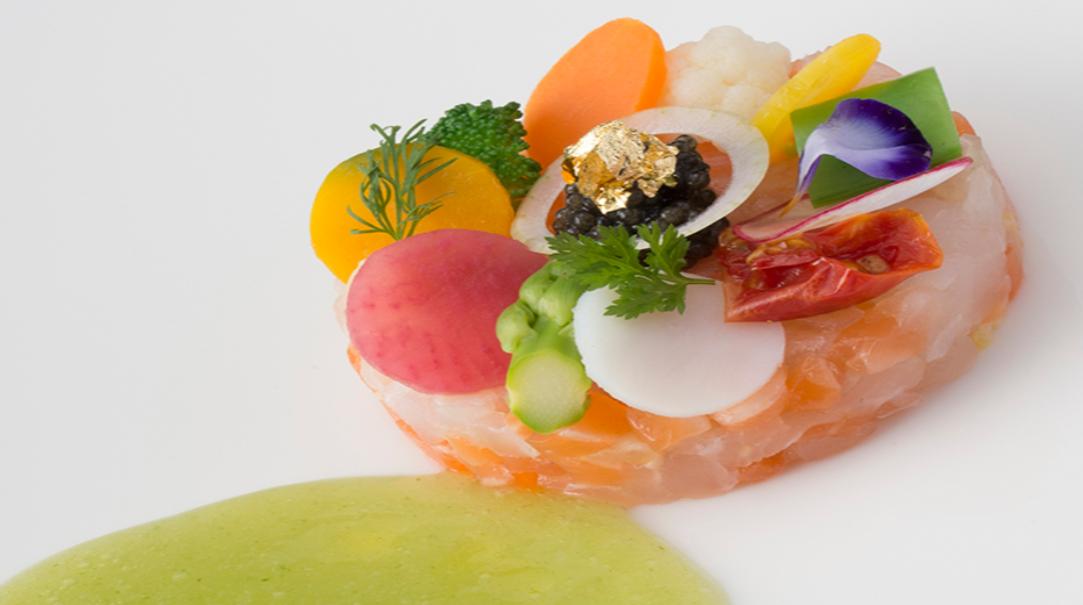 ペニンシュラ東京の料理